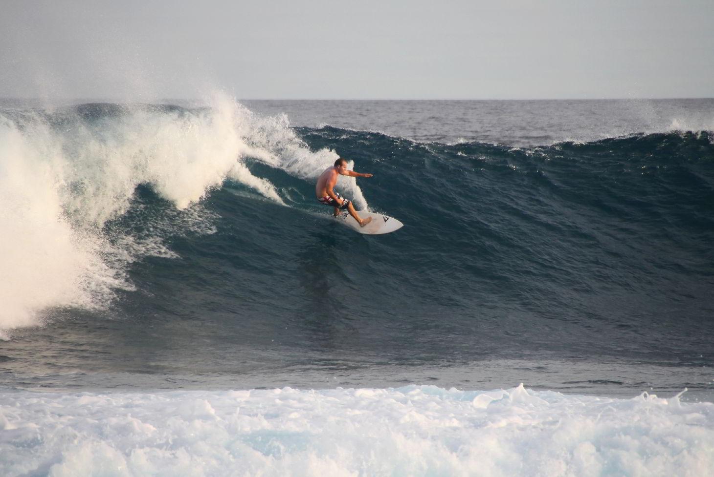 Сёрф-споты на Мальдивах