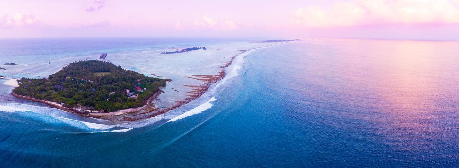 Острова-отели с сёрфингом