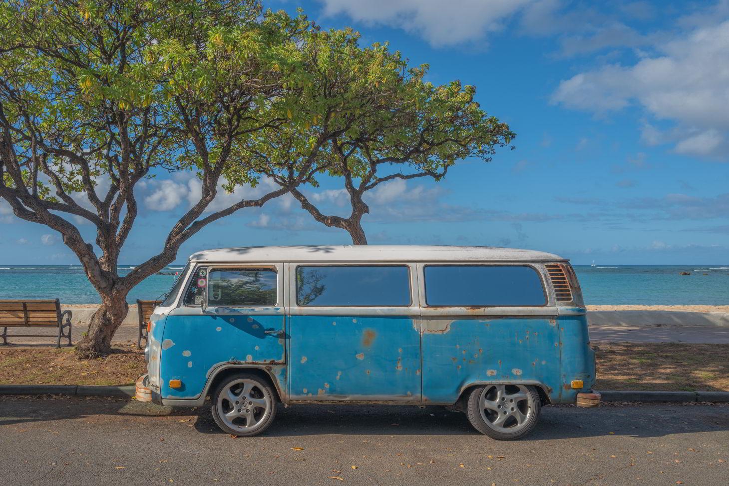Сёрфинг на Мауи