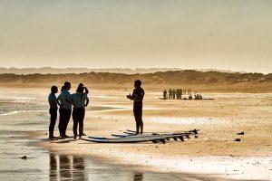 Сёрфинг школа в Пенише