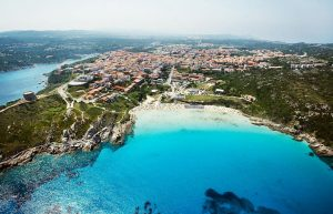Серфинг в Италии (о-в Сардиния)