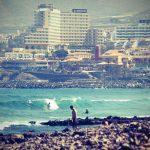 Сёрфинг в El Medano (Тенерифе)